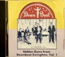 DOWNBEAT/SWINGTIME (Hidden Gems) - Volume #1 - 24 VA Tracks