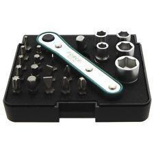 """Mini Tool Kit Force 2222 1/4"""" Socket set 22pc"""