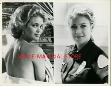 """Melody Anderson Police Woman Centerfold Original 7x9"""" Photo #L3428"""