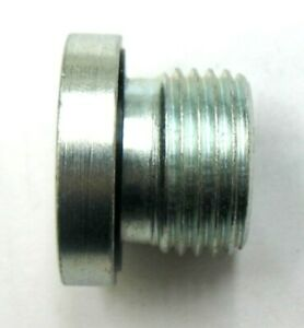 AF 9029-16X1.5 - 16mm x 1.5 Metric Plug with EOlastic Seal