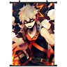 Anime Boku no hero academia My Hero Academia Wall Poster Scroll 3035