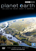 Planet Earth The Complete Series NEW & SEALED Region 2 (DVD, 2006)
