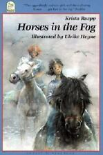 Horses in the Fog-ExLibrary