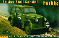 Ace 1/72 British Staff Car Forlite Saloon 8HP # 72513