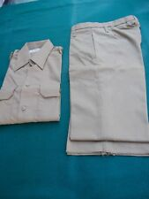 ISRAEL POLICE- BORDER GUARD WOMAN SOLDIER S UNIFORM SET W/ ORG. SIGNS ! AUTH.NEW