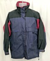 Columbia Sportswear Company Gizmo Parka Shell XL Color Block Purple Clean