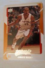 "NBA CARD - Upper Deck - ""MVP Series"" - Jamario Moon F - Raptors"
