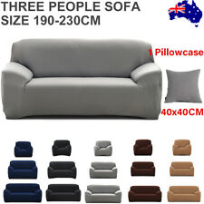 Sofa Covers 1 2 3 Seater Stretch Couch Recliner Chair Slipcover Lounge Protector