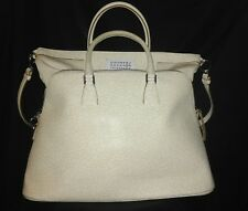 MAISON MARGIELA (11) LADIES 5AC LARGE LEATHER BAG