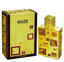 Maze Eau De Parfum Spray 50ml by Al Haramain-Citrusy, Cashmere, Woody, Oriental