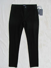 NYDJ Not Your Daughter's Jeans Pull-on Ponte Legging/Pants-Black-Size 2-NWT $98