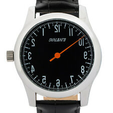 Backward single hand watch - Svalbard Tilbake. Limited Edition, just 500 pcs