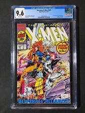 Uncanny X-Men #281 CGC 9.6 (1991) - 1st app of Trevor Fitzroy - New X-Men Team