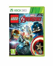 Lego Marvel Avengers Videogame For Xbox 360 Games Console Brand New Sealed