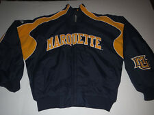 Majestic Marquette Golden Eagles Warriors Winter Jacket T-shirt Adult Med *NEW*