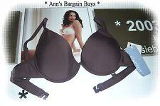 Capture *Swimwear-*-Size 12-*-Padded U/W Bra-(Chocolate)-BNWT-RRP $39.95