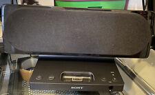 Sony SRS-GU10ip Ipod Iphone Speaker System / Docking Station