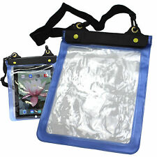 USA SHIP Waterproof Pouch Case Bag for Apple the new iPad 3rd ipad 2 2nd 1st