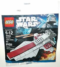LEGO Star Wars Mini Set 30053 Republic Attack Cruiser Polybag NEW & Sealed