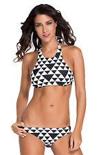Costume Da Bagno Triangolo Lacci Bikini string slim sling Swimwear Swimsuit L