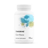 THORNE Liver Cleanse (Leber Detox) 60 Vege Kapseln, VERSAND WELTWEIT