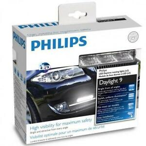 PHILIPS FEUX DE JOUR / DRL LED DayLight 9 FORD CAPRI III