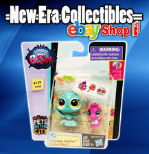 Littlest Pet Shop Coralina Reefton Aya Waterli Pets In The City Hasbro Toys