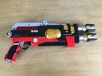 Power Rangers 2005 Gun SPD Delta Enforcer Blaster SPARES/REPAIRS