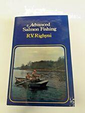 Livre - La Pêche -1973 Advanced salmon fishing -Reginald Vernon Righyni