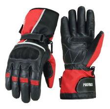 Allwetter Motorrad-Handschuhe Fingerknöchel in Größe XL