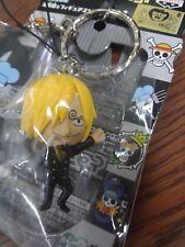 One Piece Figure Key chain *Sanji* Banpresto 2012 vol. 4 Japan Anime