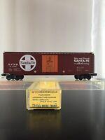 Kadee Micro Trains MTL Santa Fe SFRB 6169 50' Box Car