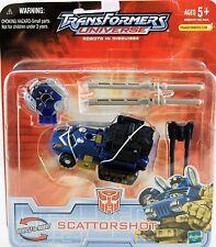 Transformers Universe Robots in Disguise Scattorshot C9 Hasbro 2007