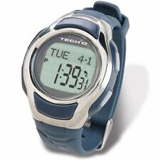 Tech4O Mens Running Watch SPEED/DISTANCE/HEART RATE MONITOR with Chest Strap NEW