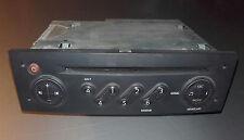 auto radio  cd renault clio 3 avec code ref 8200607915T