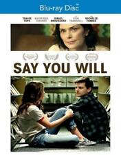Say You Will (DVD,2018)