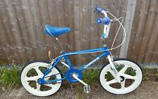RALEIGH BURNER MK1 ARMSTRONG AGGRESSOR BMX OLD SCHOOL BIKE READY TO RIDE SKYWAY