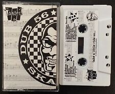 THE TOASTERS Dub 56 CASSETTE reissue 2 Tone Moon SKA Specials Beat Skatalites