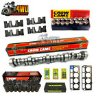 Crow Cams 871223 LS1 Cam + Spring Kit + LS7 Lifters & Buckets + Gaskets + Bolts