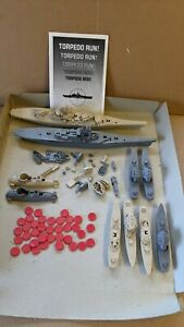 Torpedo Run game - SPARE PARTS