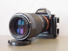 Vivitar Series 1 (Kiron) 100mm 2.8 Macro für Canon FD ✔✔✔ + EXTREM RAR +