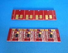 Auto Reset Chip/Permanent Chip for Mimaki JV3 SS2 Ink Cartridge; 4pcs/set