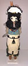 Mid 60'S Shalako Kachina From Johnson Collection 1 of several listed - Amazing
