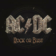 ACDC OR BUST LP VINYL BRAND NEW 33RPM 2014 LIMITED EDITION