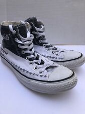Converse Andy Warhol Chuck Taylor Shoes Campbell's Black Bean Soup Sz 9