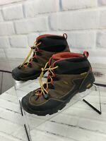 Keen Women's Waterproof Mid Ankle Brown Leather Hiking Trail Boots Sz 6