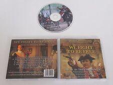 TREVOR JONES/WE FIGHT TO BE FREE(CONTEMPORARY MEDIA REC. CMR 2007-5) CD ALBUM