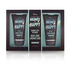 Disney Grumpy Body Care Shower Duo Men's Toiletry Gift Set