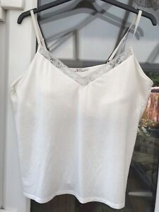 Womens Tu Camisole Size 20 With Padded Built In Bra