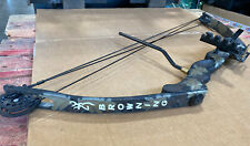 "Browning Bow Youth Micro Midas Right Handed Kwikee Kwiver Co. 45# RH 25-27"" Draw"
